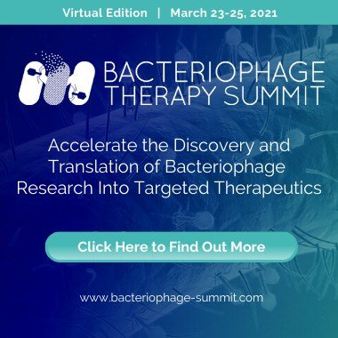 Bacterionphage.news Bacteriophage Summit 2021 digital event