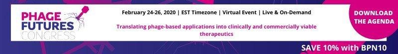 Bacteriophage.news digital event Phage Futures Congress Summit 2021 online