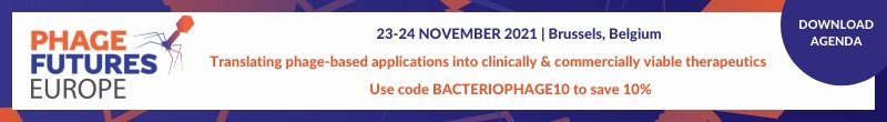 Bacteriophage.news event Phage Futures Europe 2021